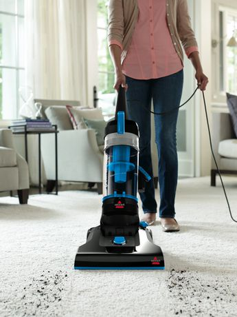 BISSELL Powerforce Bagless Blue Vacuum - image 2 of 4