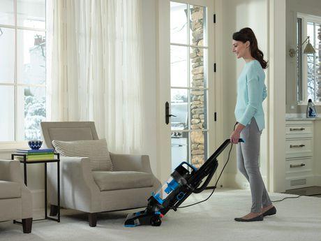 BISSELL Powerforce Bagless Blue Vacuum - image 3 of 4