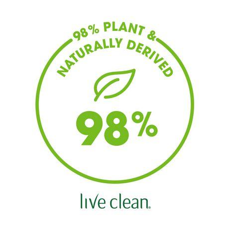 Live Clean Shampoing Hydratant Coconut Milk (huile de coco) - image 4 de 8