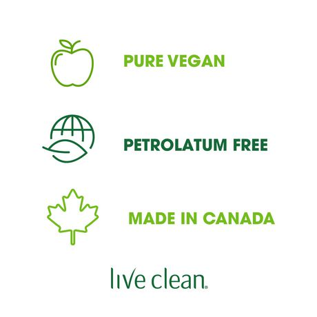 Live Clean Shampoing Hydratant Coconut Milk (huile de coco) - image 6 de 8