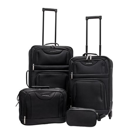 JetStream 4-Piece Luggage Set - image 1 of 1