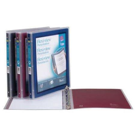 avery flexi-view presentation binders -15760 - 1/2   walmart canada, Presentation templates