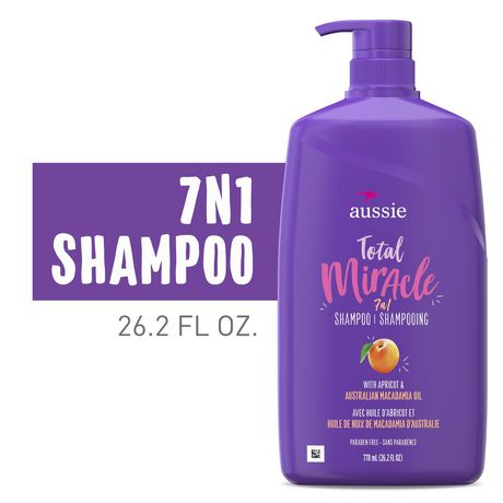 Aussie Total Miracle 7 in 1 Shampoo - image 1 of 7