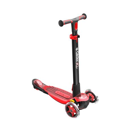 Y Glider Xl Deluxe 4 0 Kids Scooter Red Walmart Canada