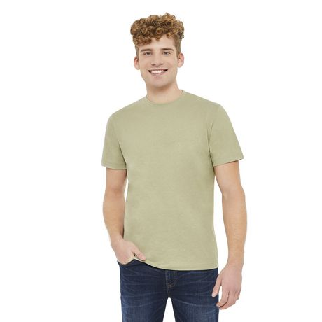George Men's Basic T-Shirt - image 1 of 6