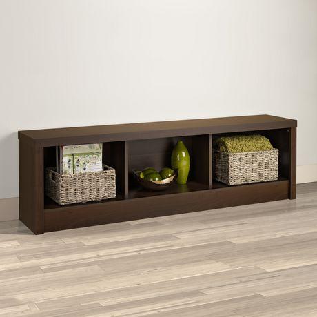 Series 9 Designer - Espresso Storage Bench - image 2 of 3