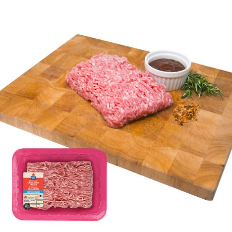 Lean Ground Pork Walmart