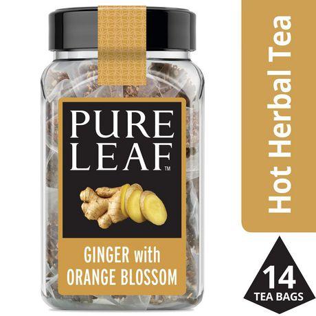 Thé Pure Leaf Chaud Gingembre avec Fleur D'oranger 14 PC - image 1 de 4
