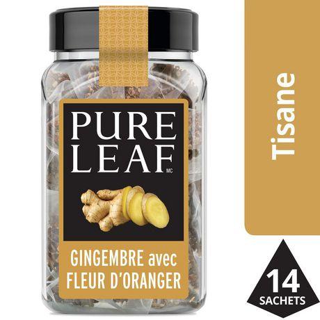 Thé Pure Leaf Chaud Gingembre avec Fleur D'oranger 14 PC - image 2 de 4