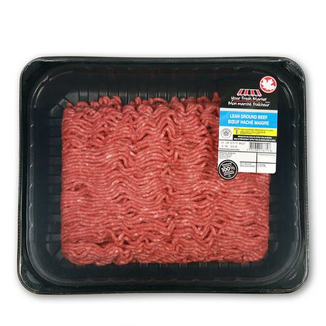 Your Fresh Market Lean Ground Beef by Your Fresh Market