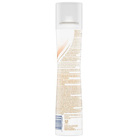 Dove Flexible Hold Compressed Hair Spray - image 2 of 8