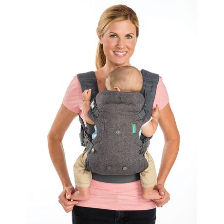 e0dba1b70f4 Infantino Flip Advanced 4-in-1 Convertible Carrier - image 2 of 8 ...