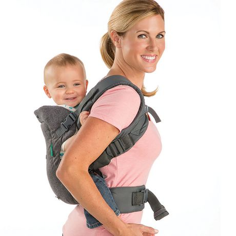 Infantino Flip Advanced 4-in-1 Convertible Carrier - image 7 of 8