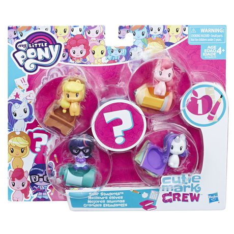 My Little Pony Cutie Mark Crew Series 1 Star Students Pack - image 1 of 2
