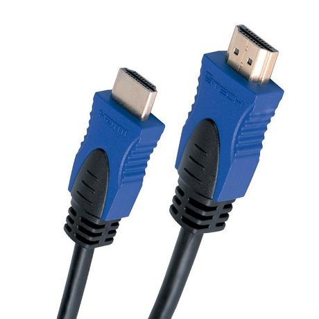 CJ Tech 4K 3D HDMI 2.0 Cable with Ethernet - 25ft - image 1 of 3