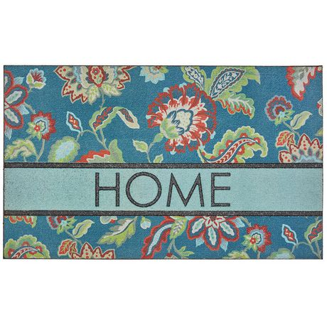 Jacobean Polyester Doormat - image 1 of 1
