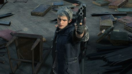 Devil May Cry 5 (PS4) - image 8 of 9