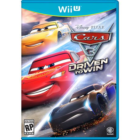 Cars 3: Driven to Win (WIIU) - image 1 of 1