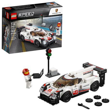 LEGO Speed Champions - Porsche 919 Hybrid (75887) - image 1 of 5