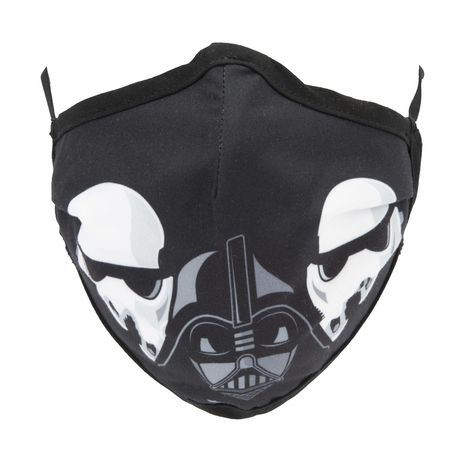 2Pc Pack Star Wars Adult Washable Mask - Non-Medical - image 2 of 9