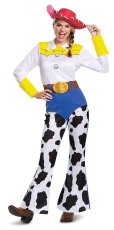Costume Classique Adultes Pour Jessie de Toy Story - image 1 de 2
