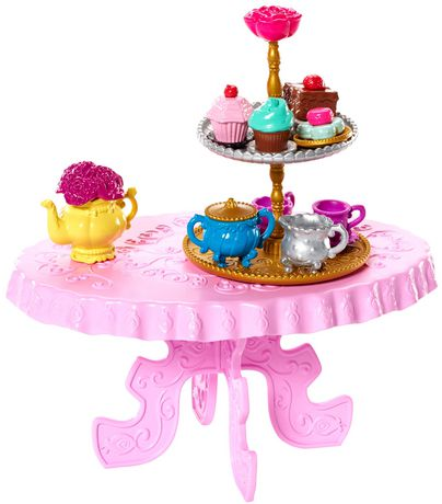 Enchantimals Garden Gazebo Playset + Patter Peacock Doll & Flap Figure - image 4 of 7