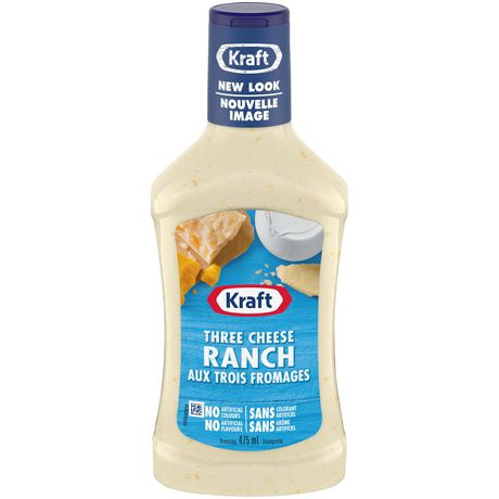 Kraft Three Cheese Ranch Dressing - image 1 of 4