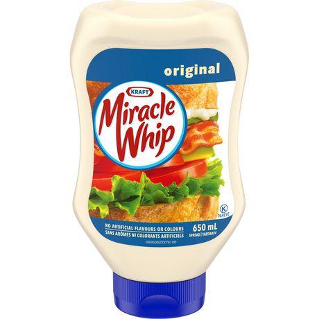 kraft miracle whip spread walmart canada