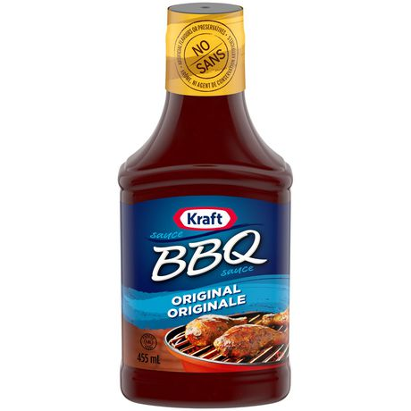 Kraft BBQ Sauce, Original - image 1 of 2