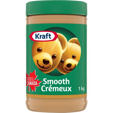 Kraft Smooth Peanut Butter - image 1 of 9
