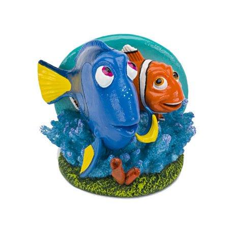 D coration en r sine doris et marlin de trouver nemo de - Nemo et doris ...
