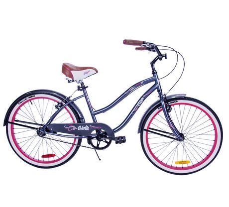 "Columbia Sterling 24"" Girl's Steel Cruiser Bike - image 1 of 6"