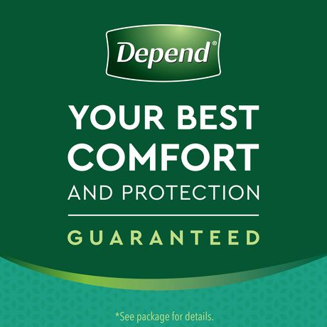 Depend FIT-FLEX Incontinence Underwear for Women, Maximum Absorbency, XL, Blush, 48 Count - image 3 of 3