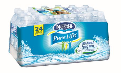 Nestlé Pure Life Natural Spring Water - image 1 of 1