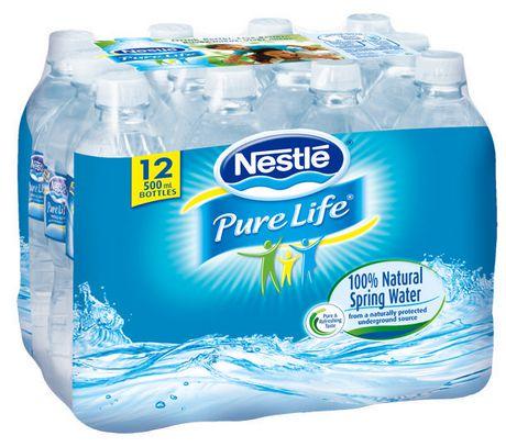 Nestlé Pure Life Nestle Pure Life 12x500ml - image 1 of 2