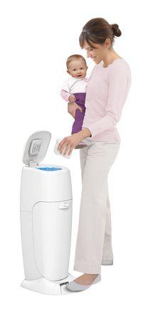 Playtex Baby Diaper Genie Elite All-in-1 Diaper Disposal System - image 2 of 3