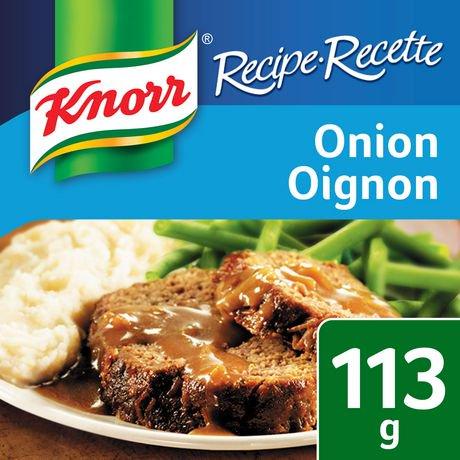 M lange soupe oignon 4 sachets lipton recettemd de knorrmd walmart canada - Soupe a oignon maison ...