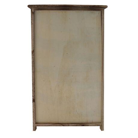 hometrends 3 Door Wood Cabinet - image 2 of 4