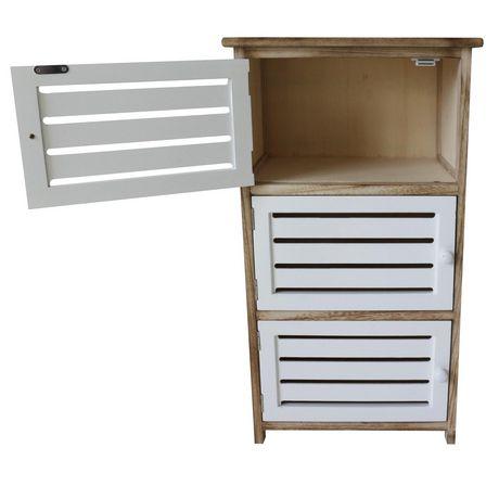 hometrends 3 Door Wood Cabinet - image 4 of 4