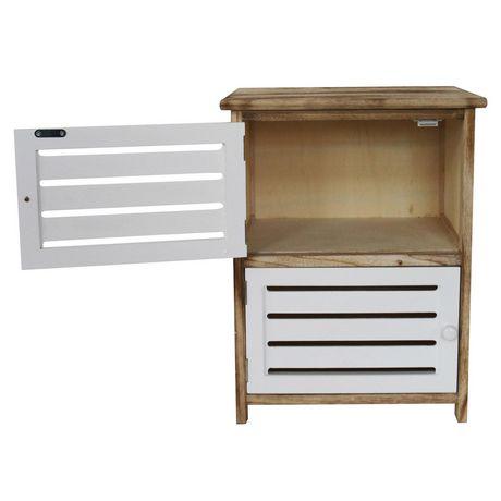 hometrends 2 Door Wood Cabinet - image 5 of 5