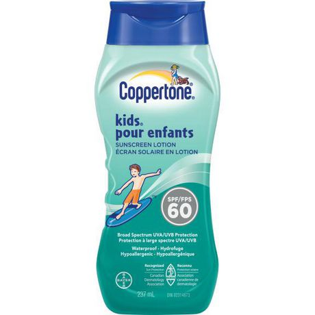 Coppertone Kids' Sunscreen Lotion - SPF 60 - image 1 of 1
