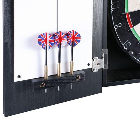 Winchester Dartboard & Cabinet Set - Black | Walmart Canada