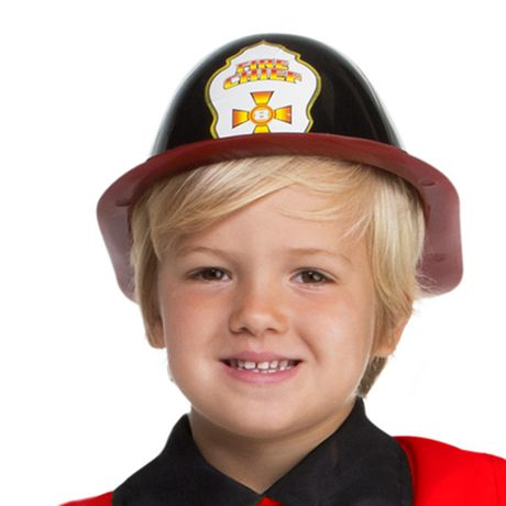 Toddlers' Firefighter Costume 3T-4T - image 2 of 3