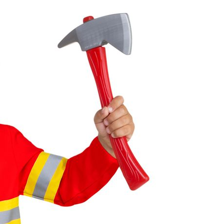 Toddlers' Firefighter Costume 3T-4T - image 3 of 3