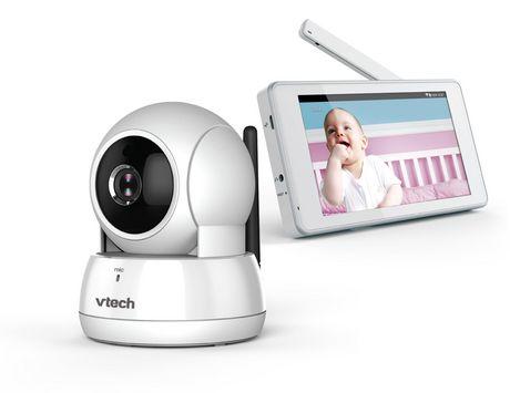 Moniteur vidéo HD sans fil VM991 de Vtech à panoramique et inclinaison - image 2 de 9