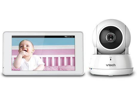 Moniteur vidéo HD sans fil VM991 de Vtech à panoramique et inclinaison - image 1 de 9