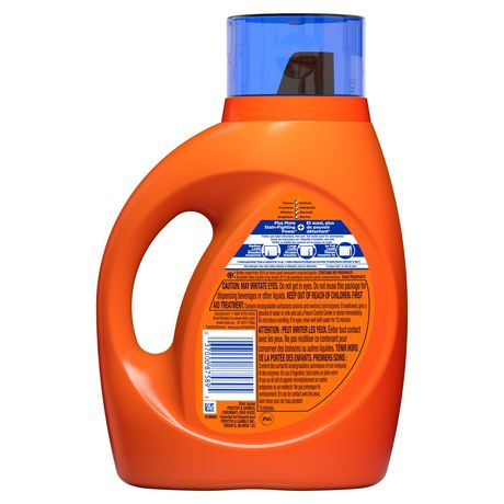 Tide Ultra Stain Release Original Scent High Efficiency Liquid Laundry Detergent - image 2 of 7