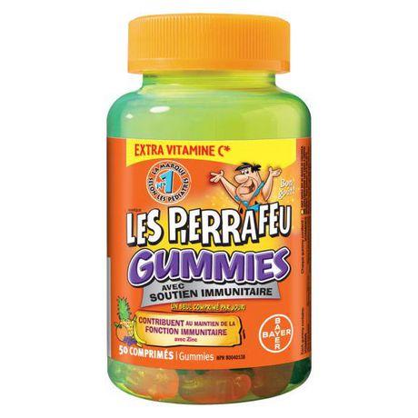 Flintstones plus Immunity Support Multivitamin Gummies - image 2 of 4