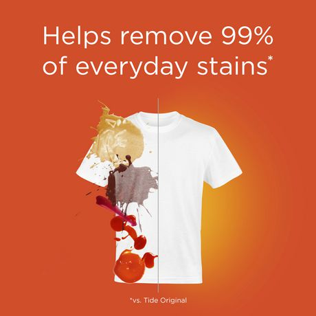 Tide Ultra Stain Release Original Scent High Efficiency Liquid Laundry Detergent - image 5 of 7