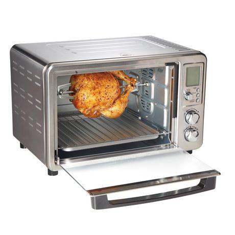 Hamilton Beach 31193C SureCrisp Digital Air Fry Oven - image 4 of 9